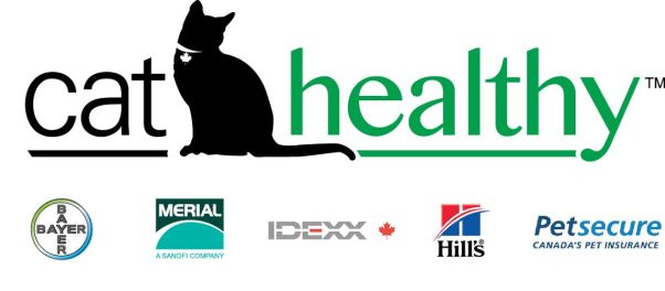 Logo Cat Healthy